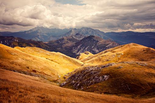 Wilderness Area「Mountain Storm Clouds」:スマホ壁紙(4)