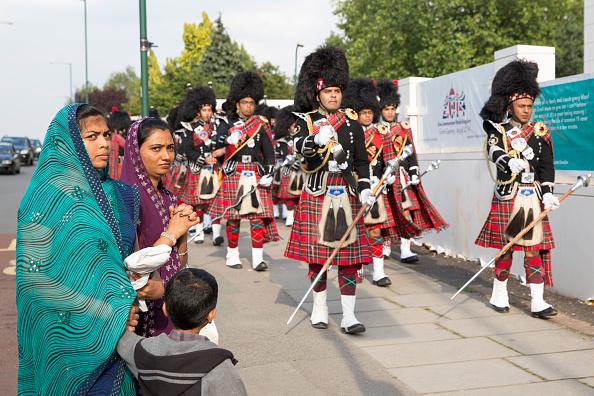 Dedication「Shree Muktajeevan Pipe Band」:写真・画像(12)[壁紙.com]