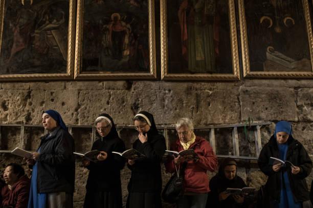 Jerusalem Gears Up For Easter Celebrations:ニュース(壁紙.com)