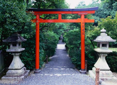 Feng Shui「Japanese Arch」:スマホ壁紙(0)