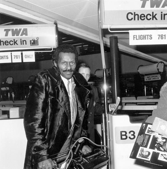 Chuck Berry - Musician「Chuck Berry」:写真・画像(3)[壁紙.com]