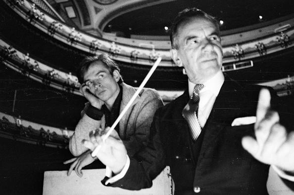 Conductor's Baton「Nureyev And Sargent」:写真・画像(5)[壁紙.com]
