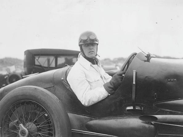 Motorsport「Major Segrave」:写真・画像(8)[壁紙.com]