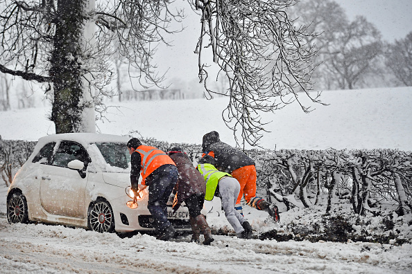 Snow「Storm Doris Arrives In The UK」:写真・画像(14)[壁紙.com]