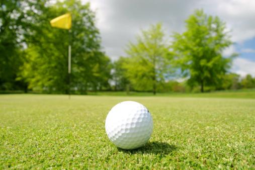 Putting - Golf「On the green」:スマホ壁紙(12)