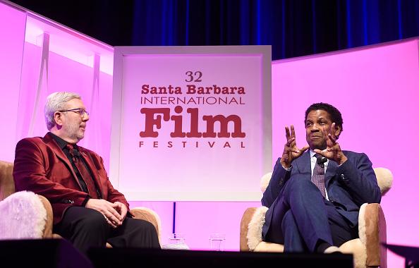 Three Quarter Length「The 32nd Santa Barbara International Film Festival - Maltin Modern Master: Denzel Washington」:写真・画像(0)[壁紙.com]