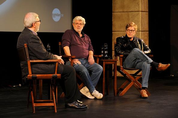 George Lucas「Power Of Story Panel - 2015 Sundance Film Festival」:写真・画像(15)[壁紙.com]