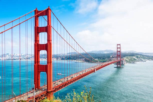 Golden Gate Bridge:スマホ壁紙(壁紙.com)