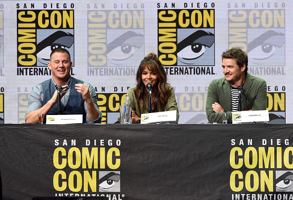 Headshot「Comic-Con International 2017 - 20th Century FOX Panel」:写真・画像(7)[壁紙.com]