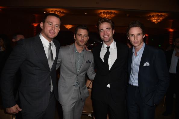 ロバート・パティンソン「Hollywood Foreign Press Association's Grants Banquet - Inside」:写真・画像(0)[壁紙.com]