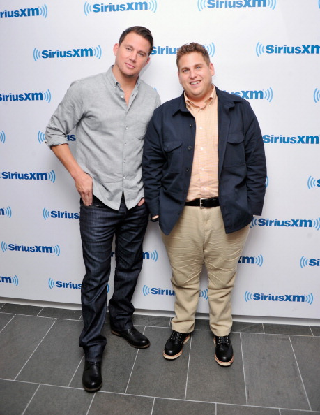 SIRIUS XM Radio「SiriusXM Town Hall With Jonah Hill And Channing Tatum Of '22 Jump Street'」:写真・画像(3)[壁紙.com]