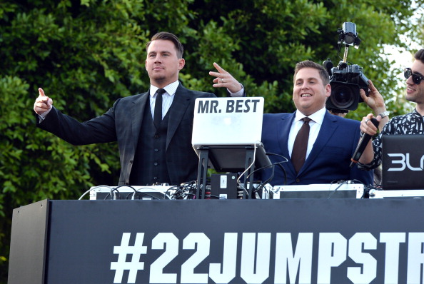 "Regency Village Theater「Premiere Of Columbia Pictures' ""22 Jump Street"" - Red Carpet」:写真・画像(13)[壁紙.com]"