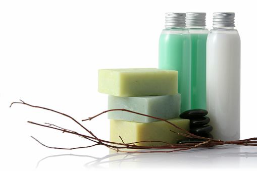 Aromatherapy Oil「Fresh & clean [nature]」:スマホ壁紙(1)