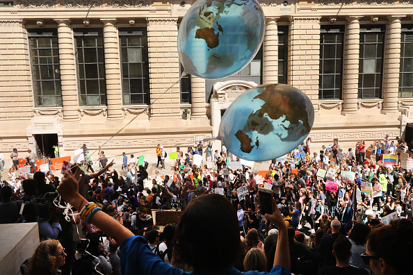 Global「Thousands Of Americans Across The Country Participate In Global Climate Strike」:写真・画像(13)[壁紙.com]