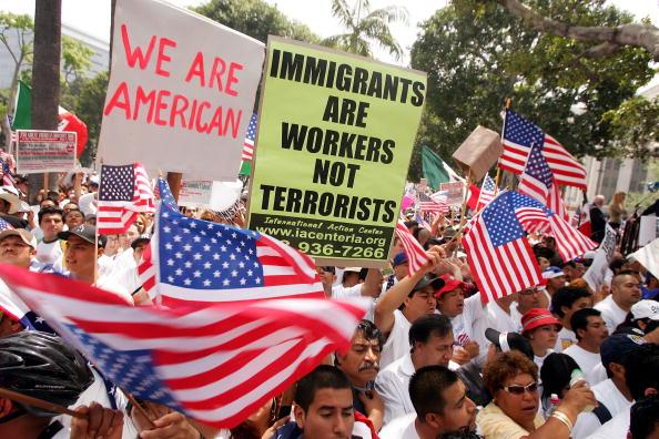 昼間「Immigrants Rally And Hold Boycotts Nationwide」:写真・画像(10)[壁紙.com]