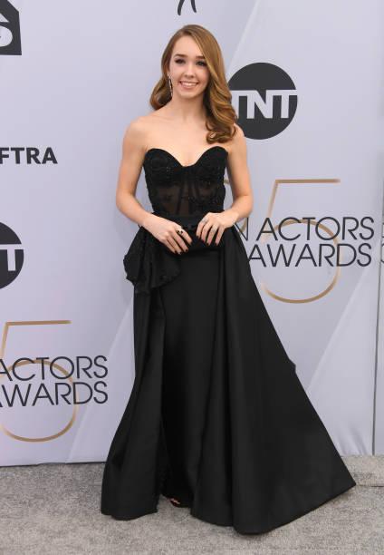 25th Annual Screen ActorsGuild Awards - Arrivals:ニュース(壁紙.com)