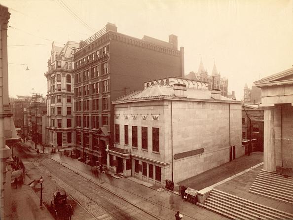 Philadelphia - Pennsylvania「View East Along Chestnut Street」:写真・画像(9)[壁紙.com]