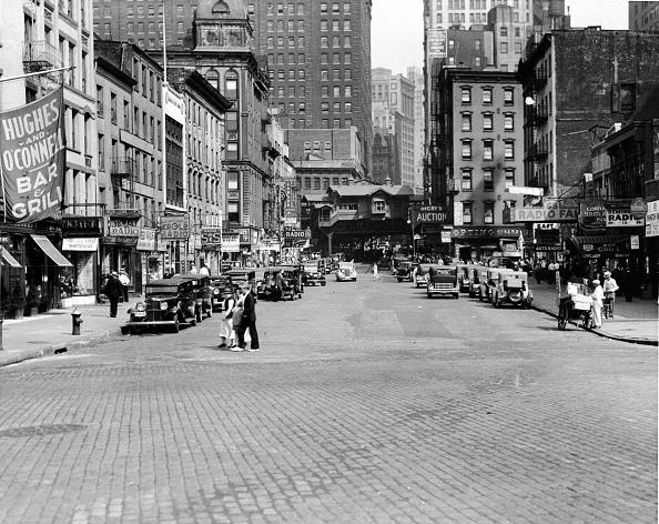 Lower Manhattan「View Of Cortlandt Street」:写真・画像(19)[壁紙.com]