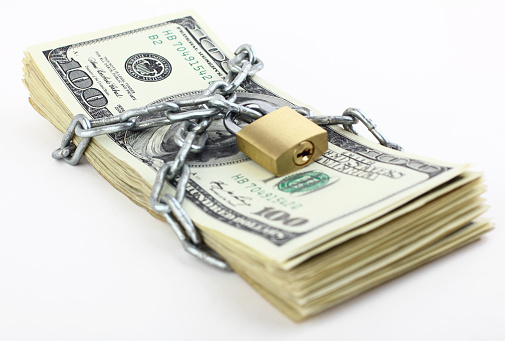 American One Hundred Dollar Bill「Security of money」:スマホ壁紙(11)