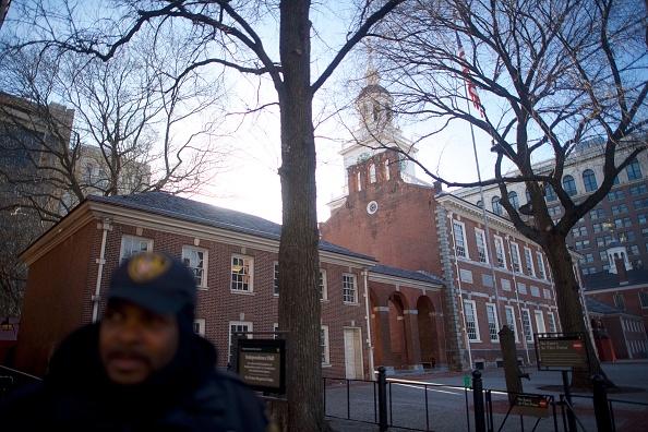 Philadelphia - Pennsylvania「Government Landmarks Prepare For Impact Of Shutdown in Pennsylvania」:写真・画像(5)[壁紙.com]