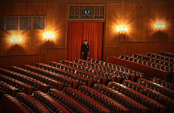 閉める「Closing Session Of The National People's Congress (NPC)」:写真・画像(19)[壁紙.com]