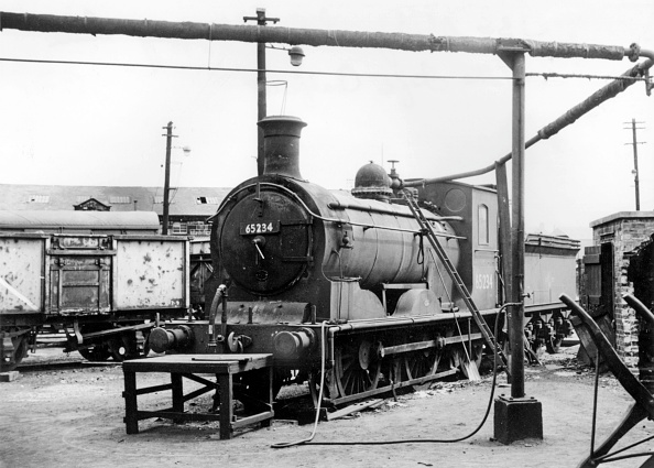 Finance and Economy「Stationary boiler on the Fife Coalfield in the form of ex North British Railway J36 0-6-0 No 65234 at one time allocated to Bathgate.」:写真・画像(11)[壁紙.com]