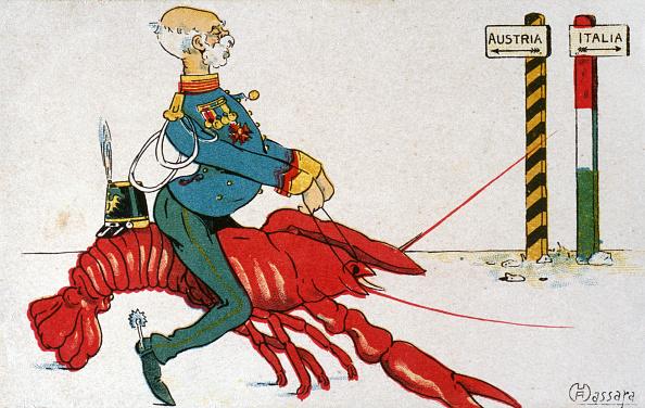Cartoon「A Triumphant Reverse」:写真・画像(9)[壁紙.com]