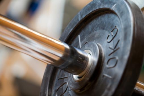 Weight Training「Bench bar and weight plate」:スマホ壁紙(8)