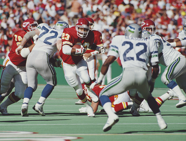 ゲーム「Seattle Seahawks vs Kansas City Chiefs」:写真・画像(19)[壁紙.com]