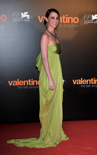 Maxi Length「65th Venice Film Festival: Valentino:The Last Emperor - Premiere」:写真・画像(13)[壁紙.com]