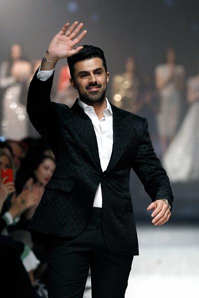 Tristan Fewings「Rasit Bagzibagli - Runway - Mercedes-Benz Fashion Week Istanbul - 2018」:写真・画像(6)[壁紙.com]