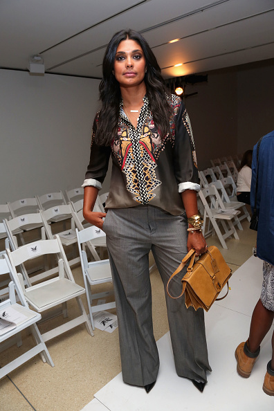 Multi Colored Blouse「Mark McNairy New Amsterdam - Front Row - Spring 2013 Mercedes-Benz Fashion Week」:写真・画像(9)[壁紙.com]