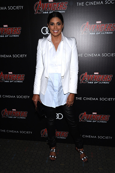 """Awe「The Cinema Society & Audi Host A Screening Of Marvel's """"Avengers: Age of Ultron""""- Arrivals」:写真・画像(0)[壁紙.com]"""