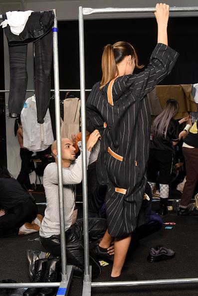 Albert Urso「Luar - Backstage- February 2019 - New York Fashion Week: The Shows」:写真・画像(8)[壁紙.com]