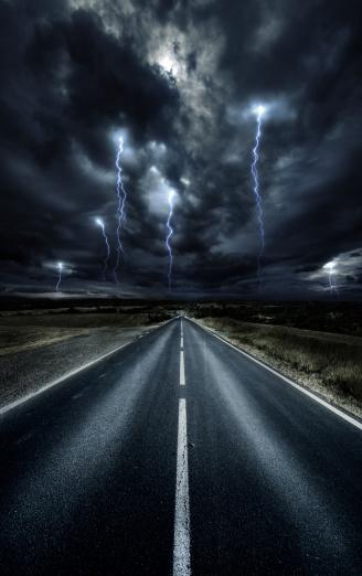 Thunder「Way forward」:スマホ壁紙(14)