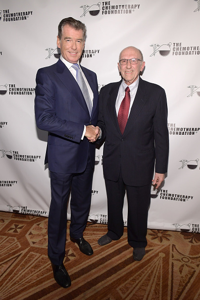 Ben Gabbe「Chemotherapy Foundation Honors Actor, Producer And Philanthropist Pierce Brosnan With Humanitarian Award At Innovation Gala」:写真・画像(5)[壁紙.com]