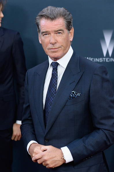 "Pierce Brosnan「An Alternative View Of The Premiere Of The Weinstein Company's ""No Escape""」:写真・画像(8)[壁紙.com]"