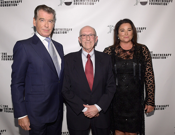 Ben Gabbe「Chemotherapy Foundation Honors Actor, Producer And Philanthropist Pierce Brosnan With Humanitarian Award At Innovation Gala」:写真・画像(4)[壁紙.com]