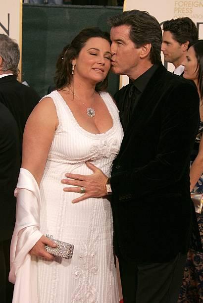 ピアース・ブロスナンの嫁と息子、現在と若い頃の画像!