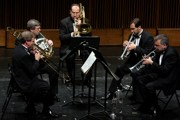 Classical Concert「American Brass Quintet」:写真・画像(7)[壁紙.com]
