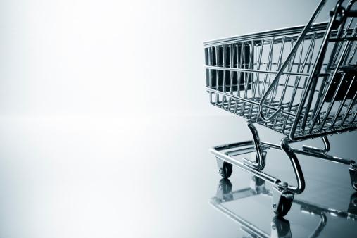 Online Shopping「Backlit shopping cart. Basket Business Retail e-commerce Shop Wagon Store」:スマホ壁紙(3)