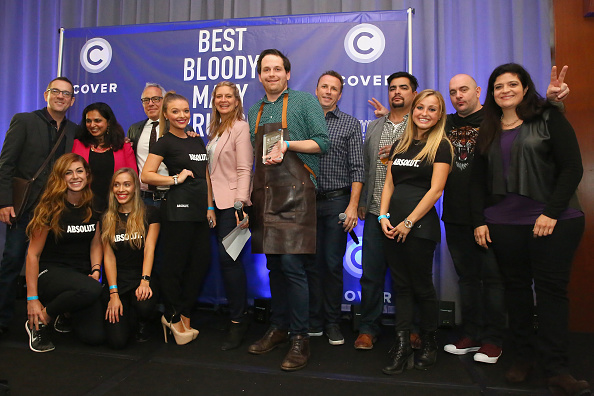 Chelsea Piers「Best Bloody Mary Brunch Presented By Velocity Hosted By The Cast Of Chopped - Food Network & Cooking Channel New York City Wine & Food Festival presented By FOOD & WINE」:写真・画像(13)[壁紙.com]