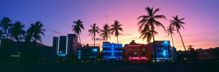 Miami Beach「'SoBe, Miami Beach, Florida'」:スマホ壁紙(0)