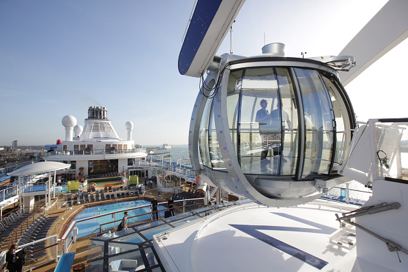 Passenger Craft「World's Most Technologically Advanced Ship」:写真・画像(1)[壁紙.com]