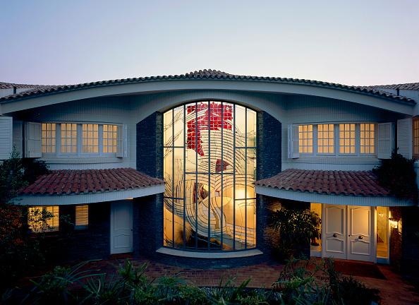 Elegance「A majestic house by dusk」:写真・画像(15)[壁紙.com]