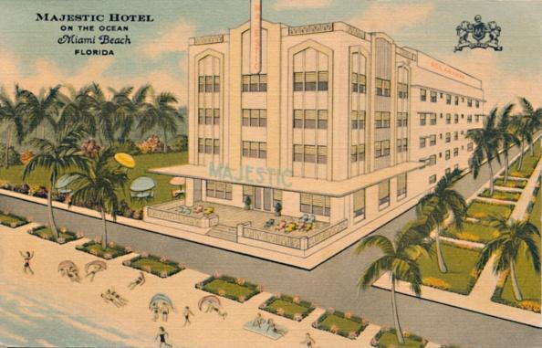 Post - Structure「Majestic Hotel On The Ocean Miami Beach」:写真・画像(8)[壁紙.com]