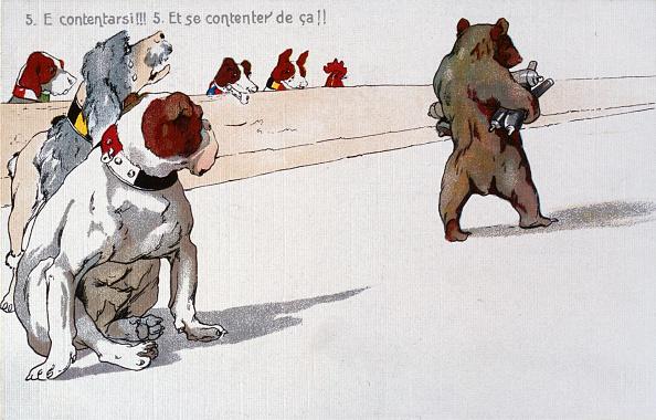 Cartoon「The War Of Animals 5」:写真・画像(15)[壁紙.com]