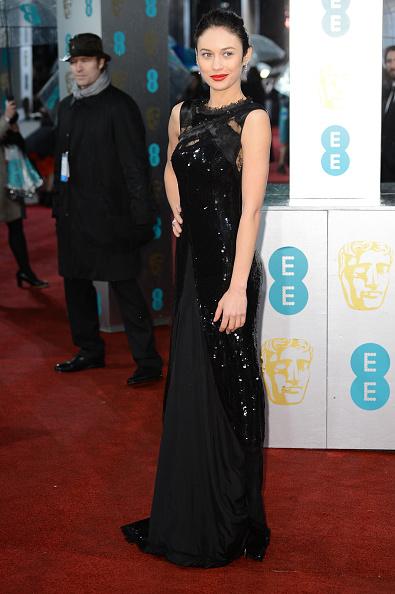 DeBeers「EE British Academy Film Awards - Red Carpet Arrivals」:写真・画像(10)[壁紙.com]