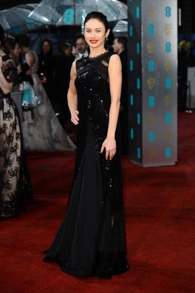 DeBeers「EE British Academy Film Awards - Red Carpet Arrivals」:写真・画像(15)[壁紙.com]
