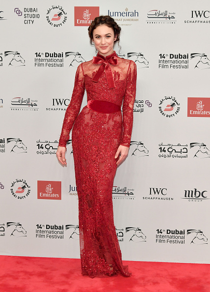 Bow Collar「2017 Dubai International Film Festival - Day 1」:写真・画像(6)[壁紙.com]